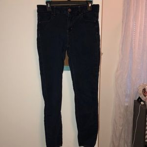 Size 10 short high rise American Eagle jegging